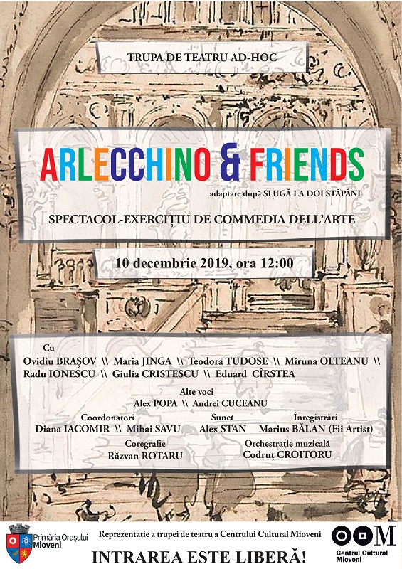 Arlecchino & friends